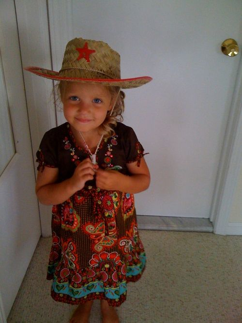 Chloe cowgirl