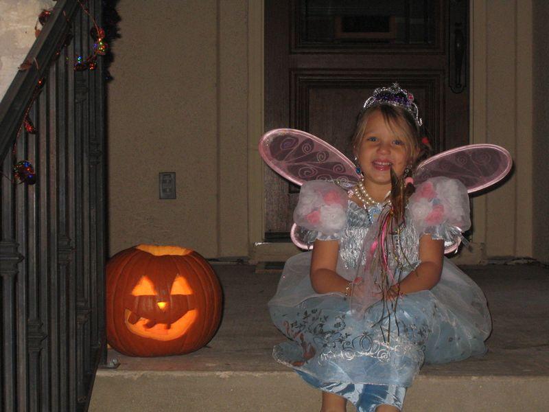 Cinderella butterfly 3