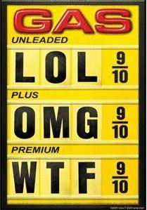 Super-Premium Gas